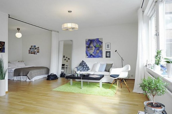 minimal décor for a small apartment – adorable home