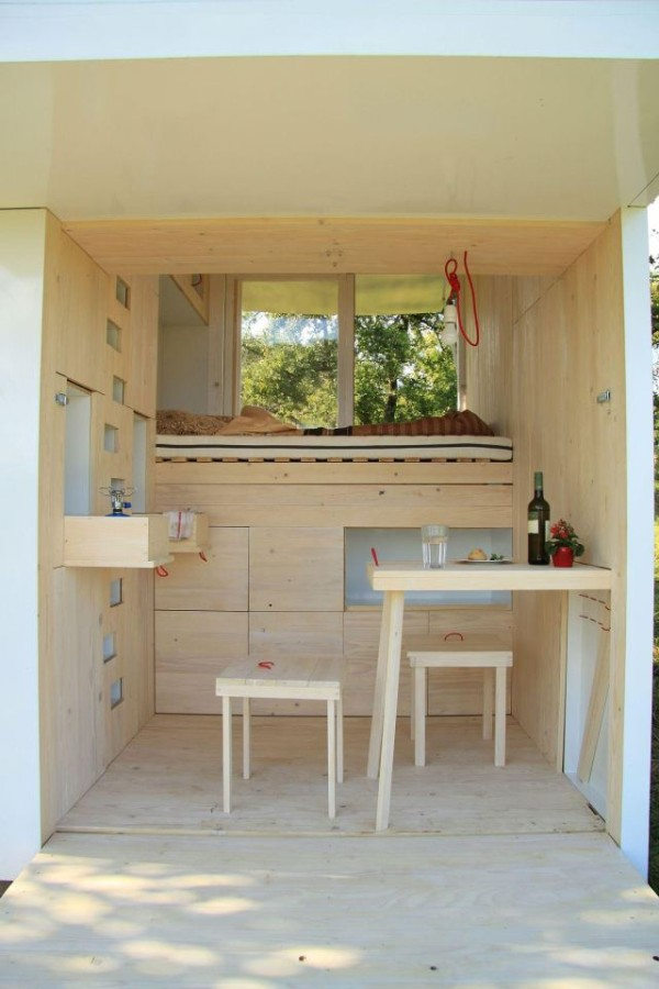 Minimalist micro house perfect for personal time (2)