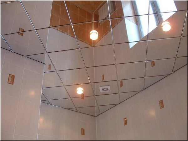 Mirror Ceilings To Add Another Dimension Adorable Home