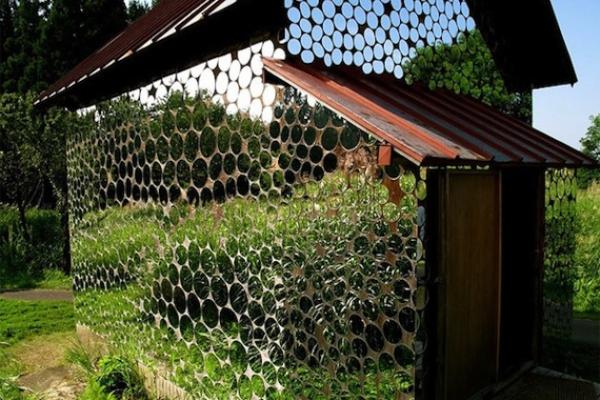 Mirror Exterior Makes A Shining Example Adorable Home