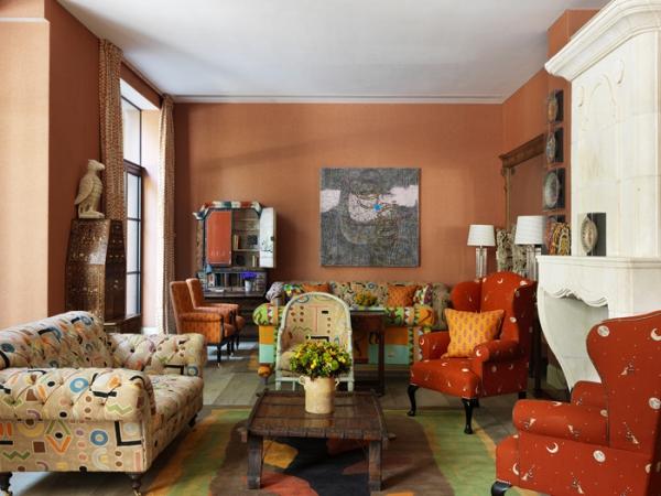Modern British Elegance Amazing Hotel Interior Adorable Home