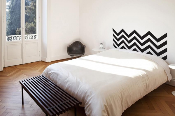 Modern decal headboards (5)