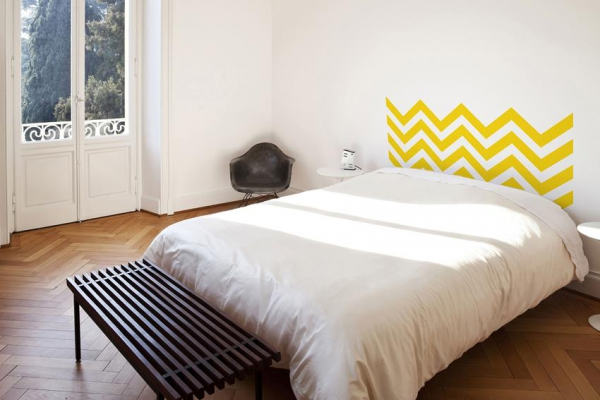 Modern decal headboards (6)