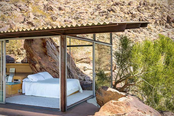 Modern desert home in California (3)
