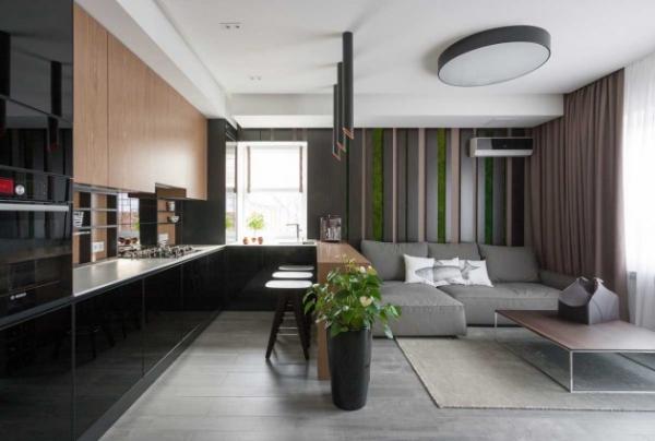 elegant interior design. modern elegant interior  3 Modern Elegant Interiors of the Riba House Adorable Home