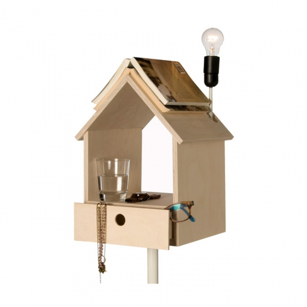 Nighthouse by Night birdhouse bedside table (2)
