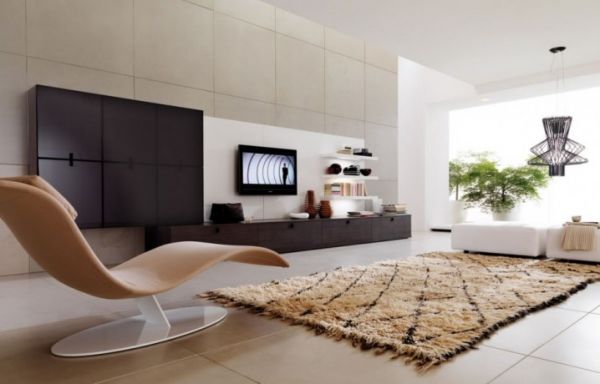 Modern living room designs to spruce up your living (11)