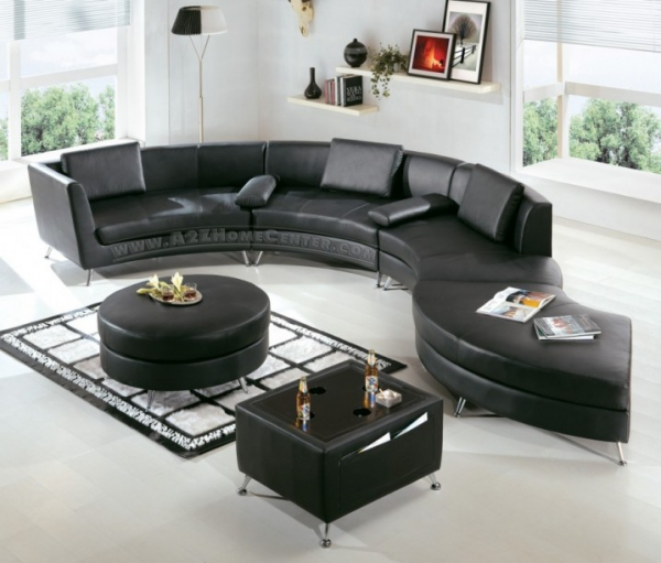 Modern living room designs to spruce up your living (12)