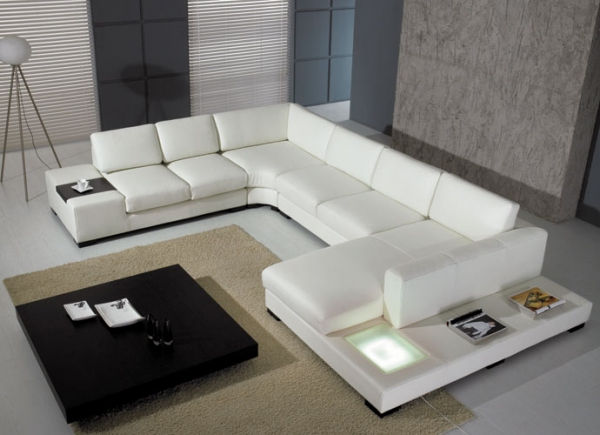 Modern living room designs to spruce up your living (13)