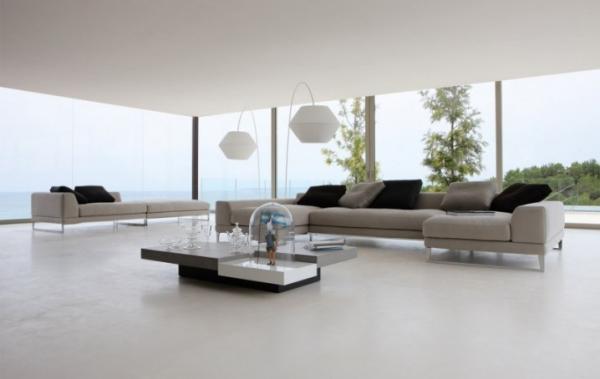 Modern living room designs to spruce up your living (4)