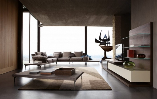 Modern living room designs to spruce up your living (5)