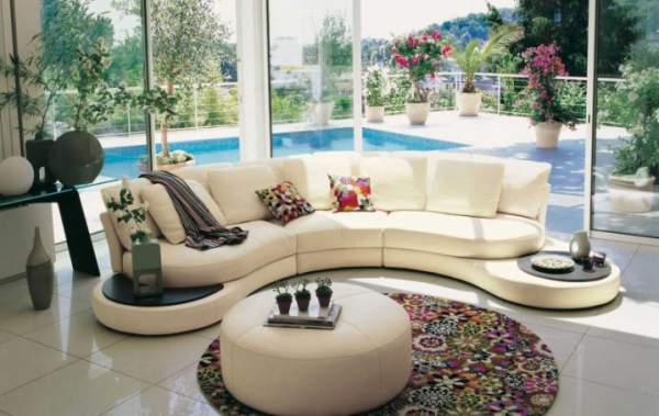 modern living room designs to spruce up your living 6 - Modern Living Room Furniture 2014