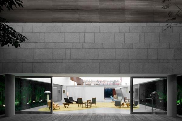 Modern minimalist house in Brazil (9)