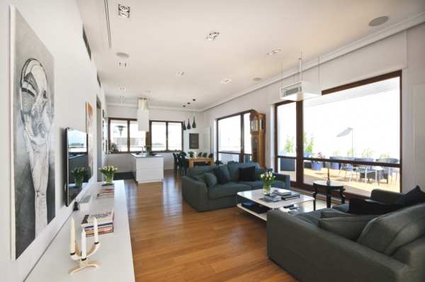 Modern Penthouse Suite A Classic Style That Never Fades