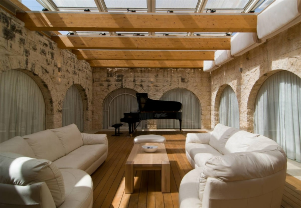 Modern Stone Home Near Jerusalem Adorable Home