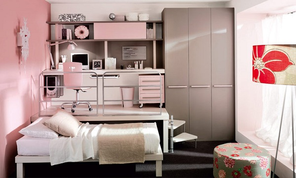 Modern Teenage Room Designs Adorable Home