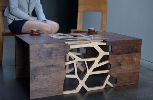 Modern wooden coffee table from Design Matter (4)