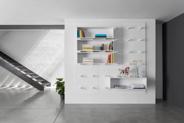 Modular storage wall by ARIS Architects (1)