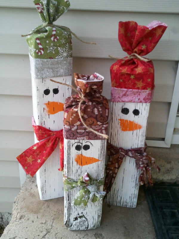 Natural Christmas decorations – Adorable Home
