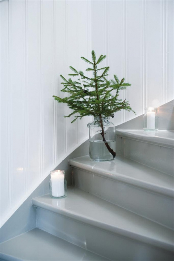 Natural Christmas decorations – Adorable Home
