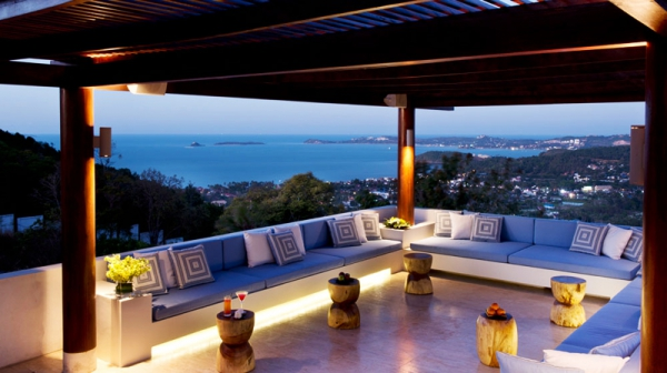 Natural elements and colors stun at this exotic retreat (36)