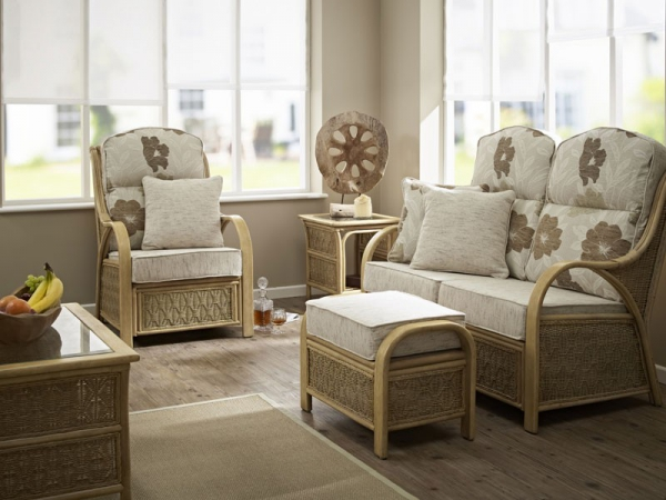 Natural home decor with rattan furniture  (5)