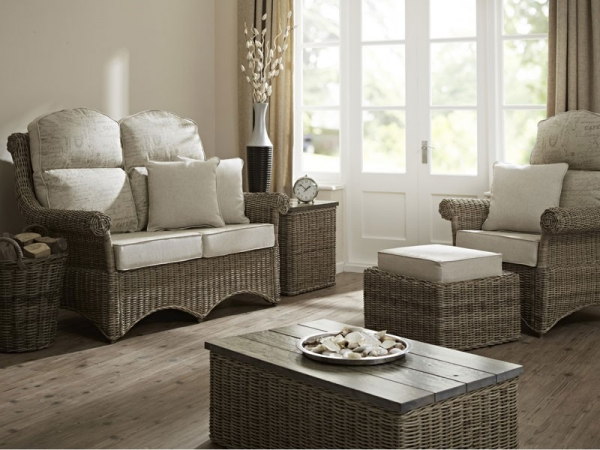 Natural home decor with rattan furniture  (6)