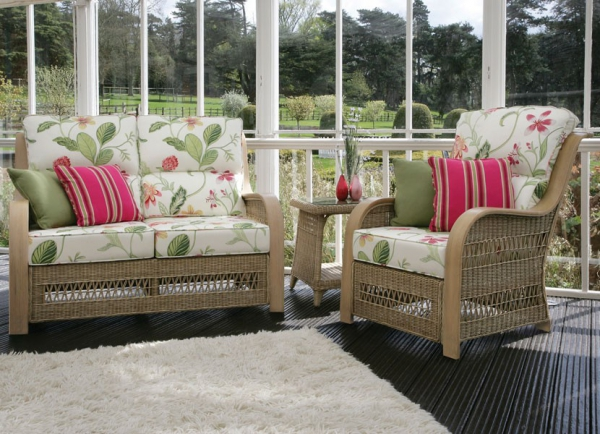 Natural Home Decor With Rattan Furniture