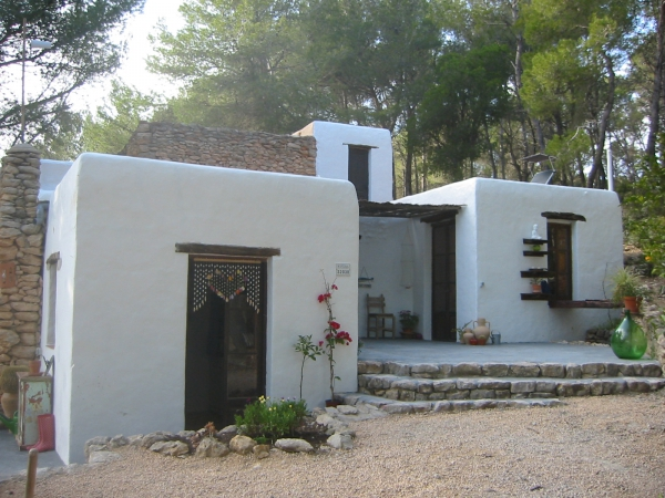 Natural villa in Ibiza  (1)