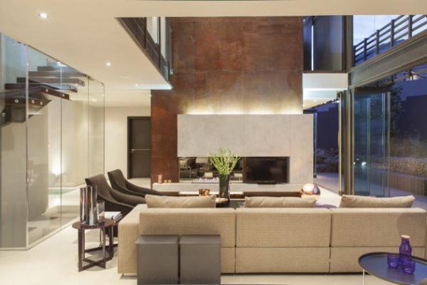 Spacious Modern House in Johannesburg Adorable Home