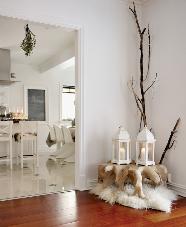Green Home Design Ideas: Norwegian Christmas Decoration