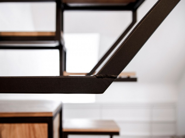 Object eleve industrial explorations in staircase storage (10)