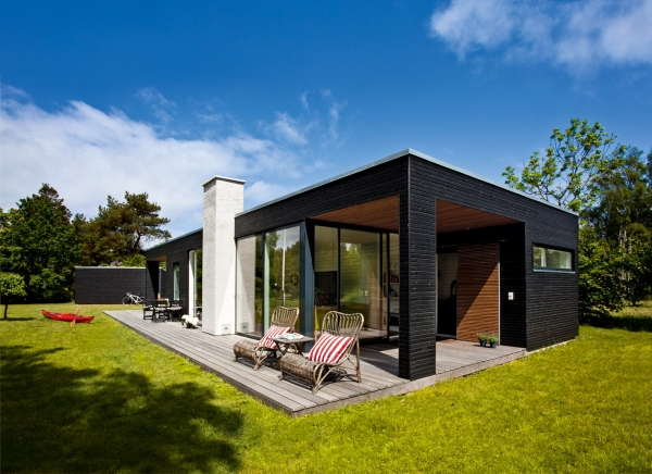 One Storey House In Denmark Adorable Home