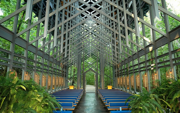 Organic interpretations of chapel architecture (2)