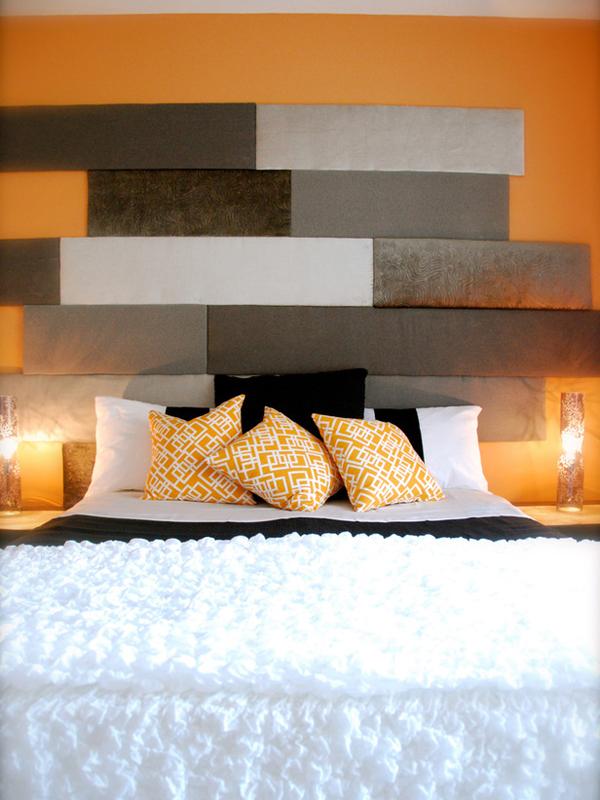 Headboard Design Ideas dark gray bedroom Original Headboard Designs 17