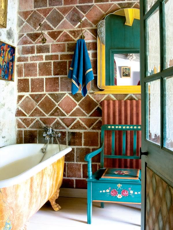 painted-interior-of-a-retro-house-in-france-13