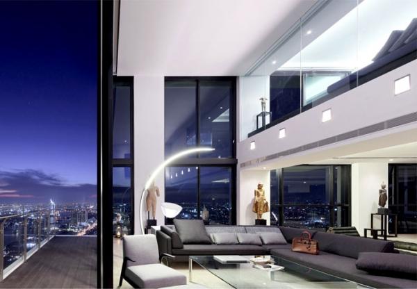 Pano Amazing Penthouse In Bangkok Thailand