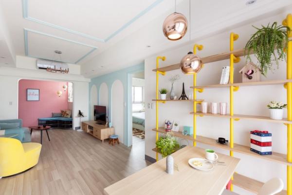 Pastel apartment in Wonderland (15)