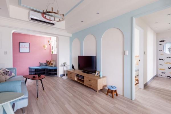 Pastel apartment in Wonderland (5)