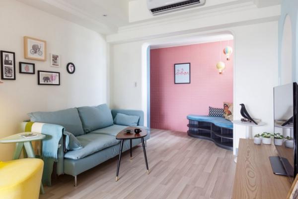 Pastel apartment in Wonderland (7)