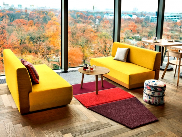 Patchwork Rugs For The Modern Home And Office 5 Jpg