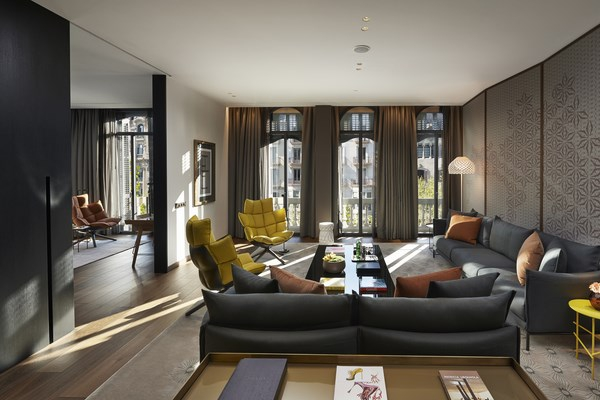 Patricia Urquiola Hotel Interior Design (2)