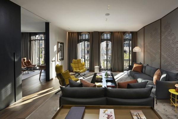 Patricia Urquiolas Hotel Interior Design Adorable Home