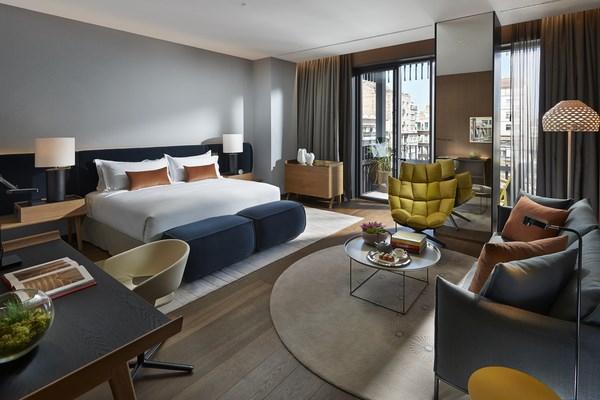 Patricia Urquiola Hotel Interior Design (5)