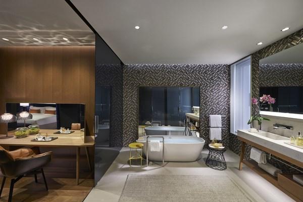 Patricia urquiola s hotel interior design adorable home for Hotel decor for home
