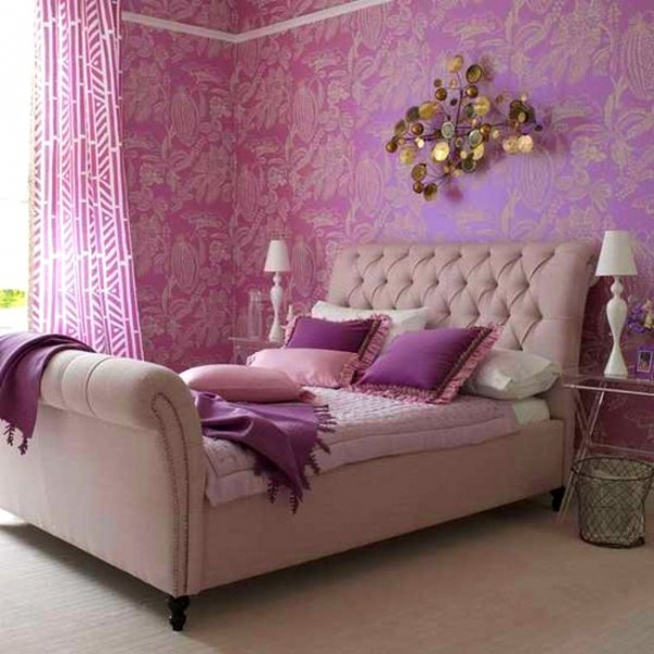 Perfect purple bedrooms (12)