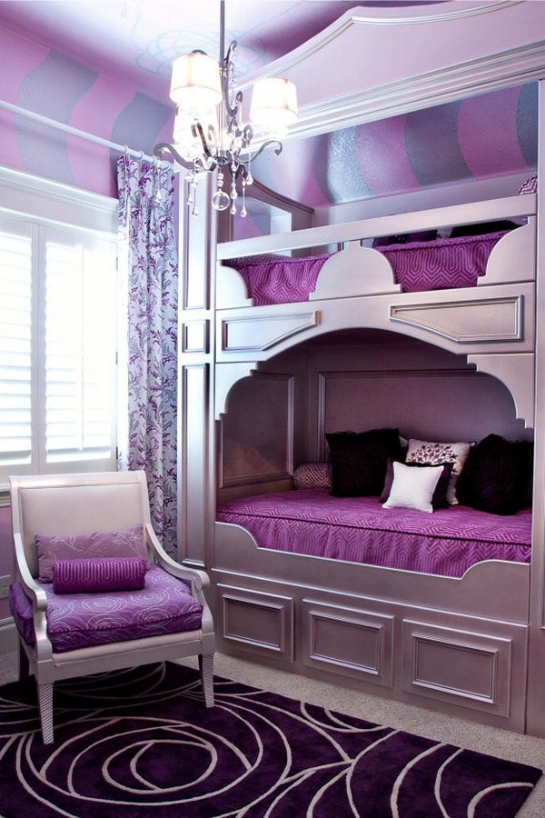 Perfect purple bedrooms (2)