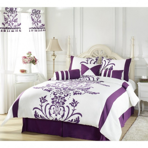 Perfect purple bedrooms (6)