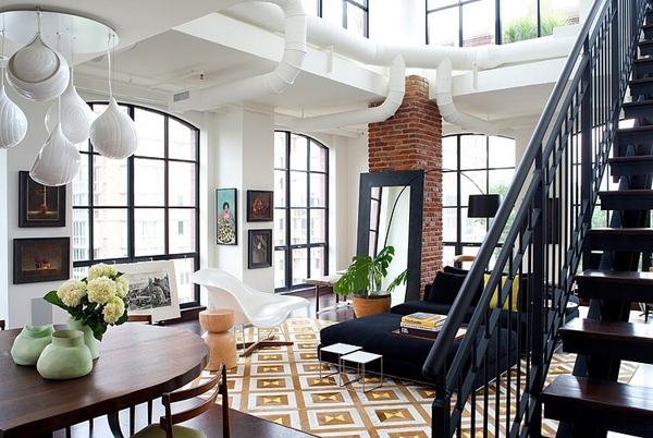 Perfectly decorated penthouse condo (1)