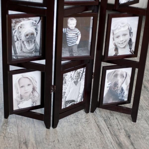 Photo frame room divider adorable home - Room divider picture frames ...